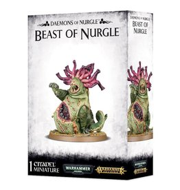 Games Workshop Beast of Nurgle