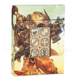 Games Workshop Adeptus Custodes Dice