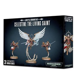Games Workshop Celestine, the Living Saint