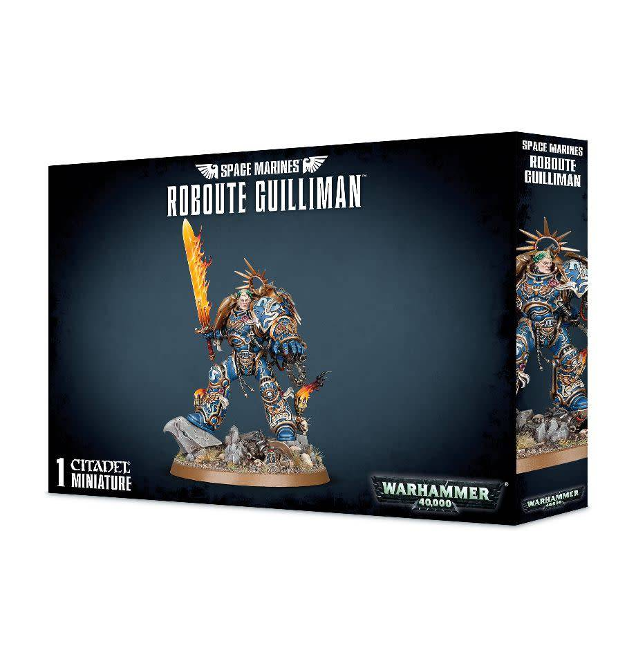 Games Workshop Roboute Guilliman