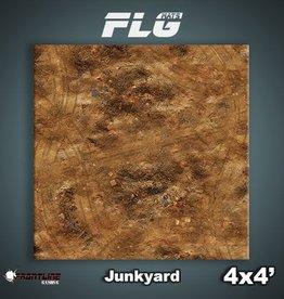 Frontline Gaming FLG Mats: Junkyard 4x4'
