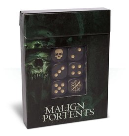 Games Workshop Malign Portents Dice