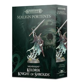 Games Workshop Keldrek: Knight of Shrouds