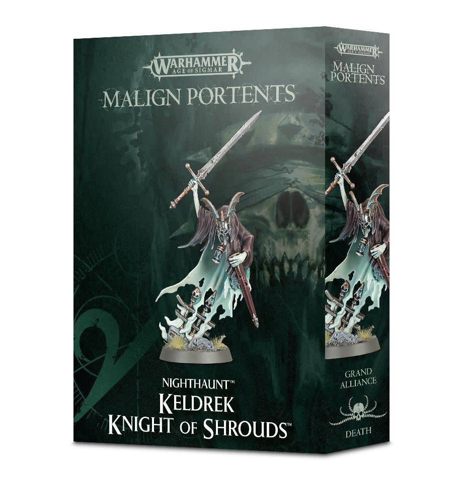 Games Workshop Keldrek: Knight of Shrouds