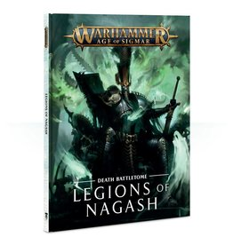 Games Workshop Battletome: Legions of Nagash