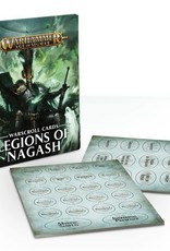 Games Workshop Warscroll Cards: Legions of Nagash