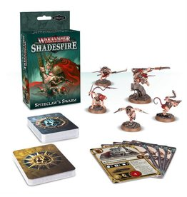 Games Workshop Warhammer Underworlds: Shadespire – Spiteclaw's Swarm