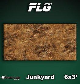 Frontline Gaming FLG Mats: Junkyard 6x3'