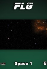 Frontline Gaming FLG Mats: Space 1 6x3'