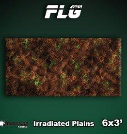 Frontline Gaming FLG Mats: Irradiated Plains 6x3'