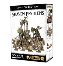 Games Workshop Start Collecting! Skaven Pestilens