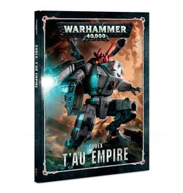 Games Workshop Codex: T'au Empire