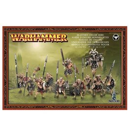 Games Workshop Beastmen Ungor Herd