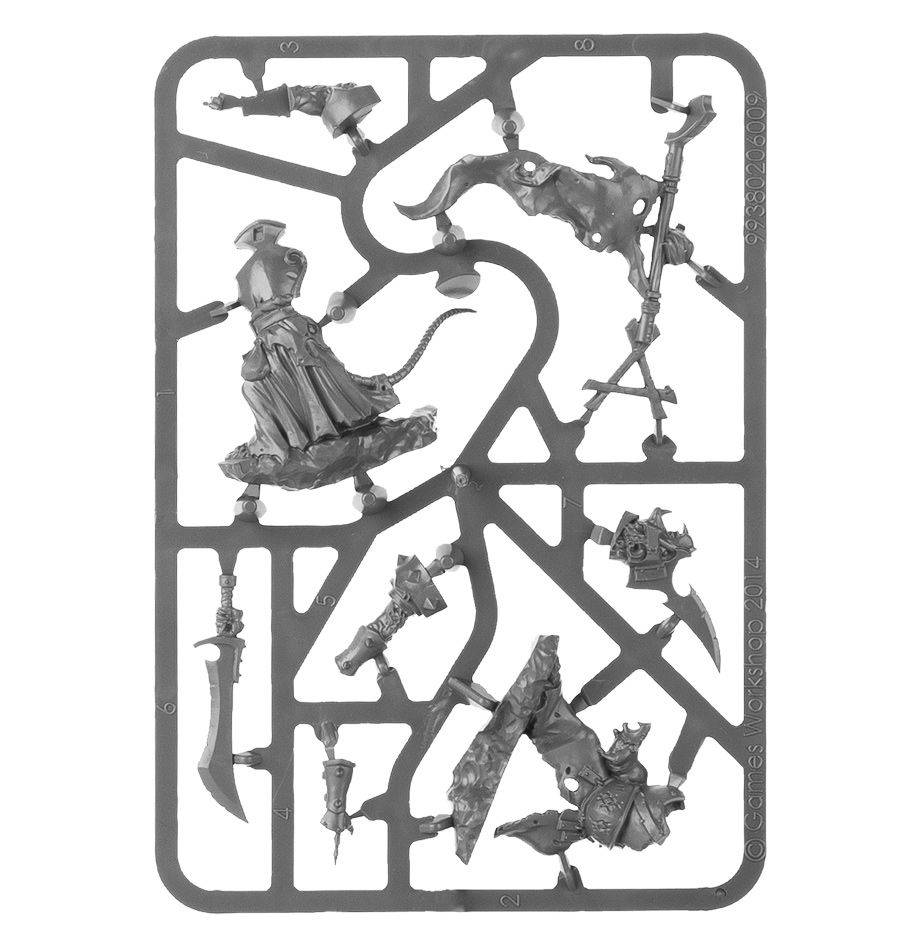 Games Workshop Skaven Warlord