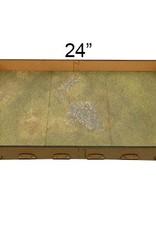 """Frontline Gaming FLG Mats: Bocage 28mm 24"""" x 14"""""""