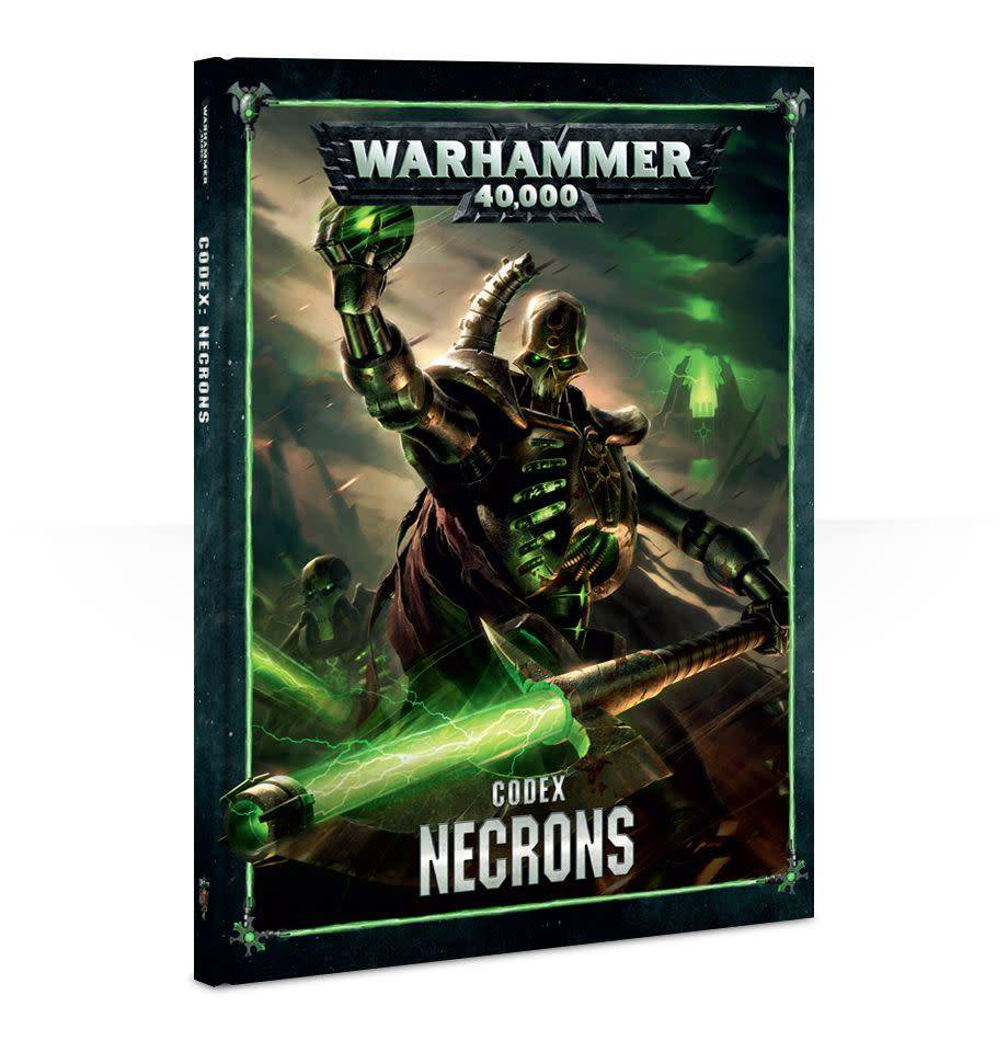 Games Workshop Codex: Necrons