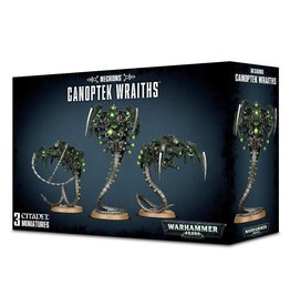 Games Workshop Canoptek Wraiths