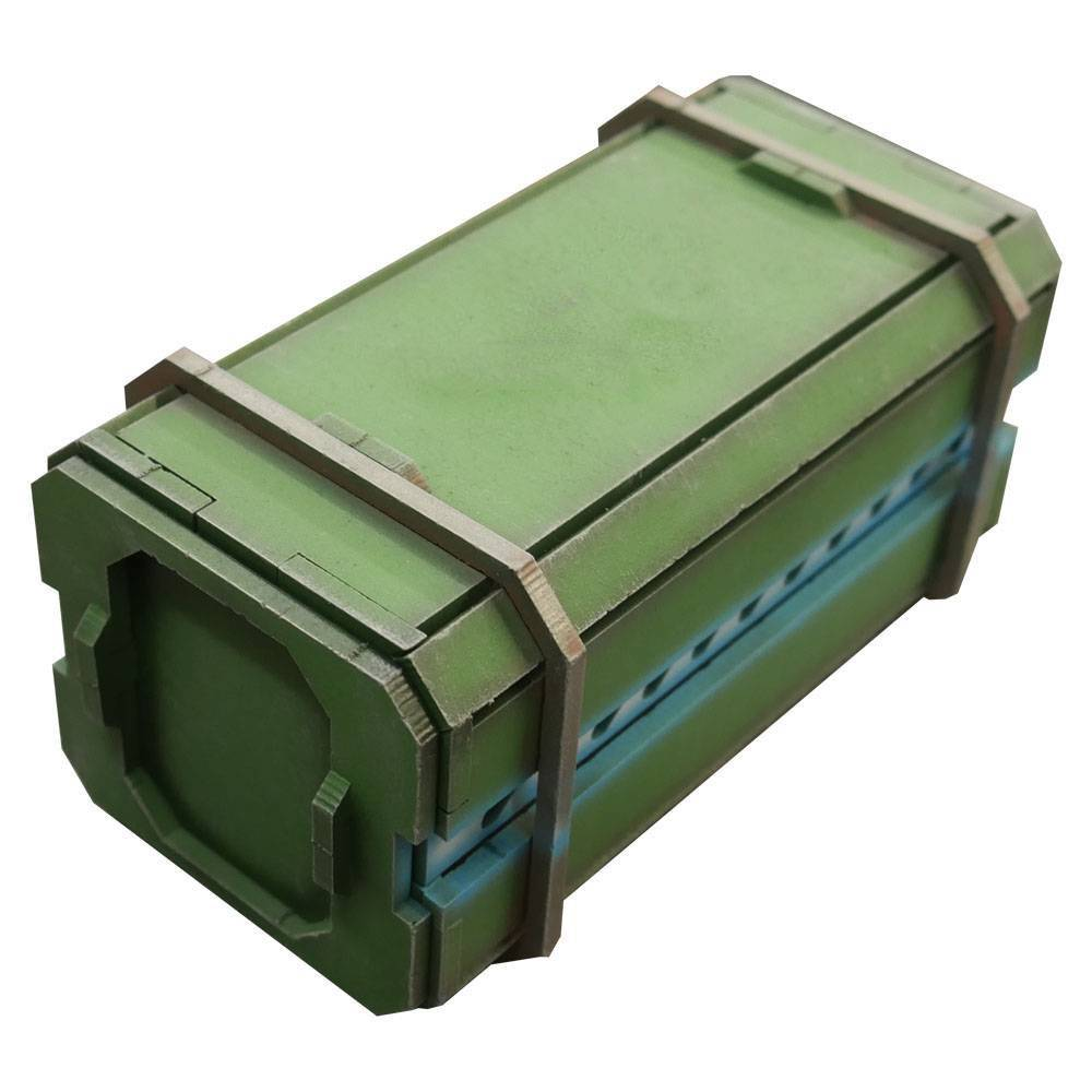 ITC Terrain Series: Field Base Container 1