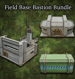 ITC Terrain Series: Field Base Bastion Bundle