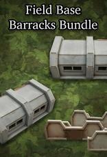 ITC Terrain Series: Field Base Barracks Bundle