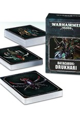 Games Workshop Datacards: Drukhari