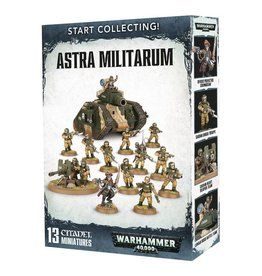 Games Workshop Start Collecting! Astra Militarum