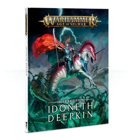 Games Workshop Battletome: Idoneth Deepkin