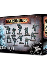 Games Workshop Van Saar Gang