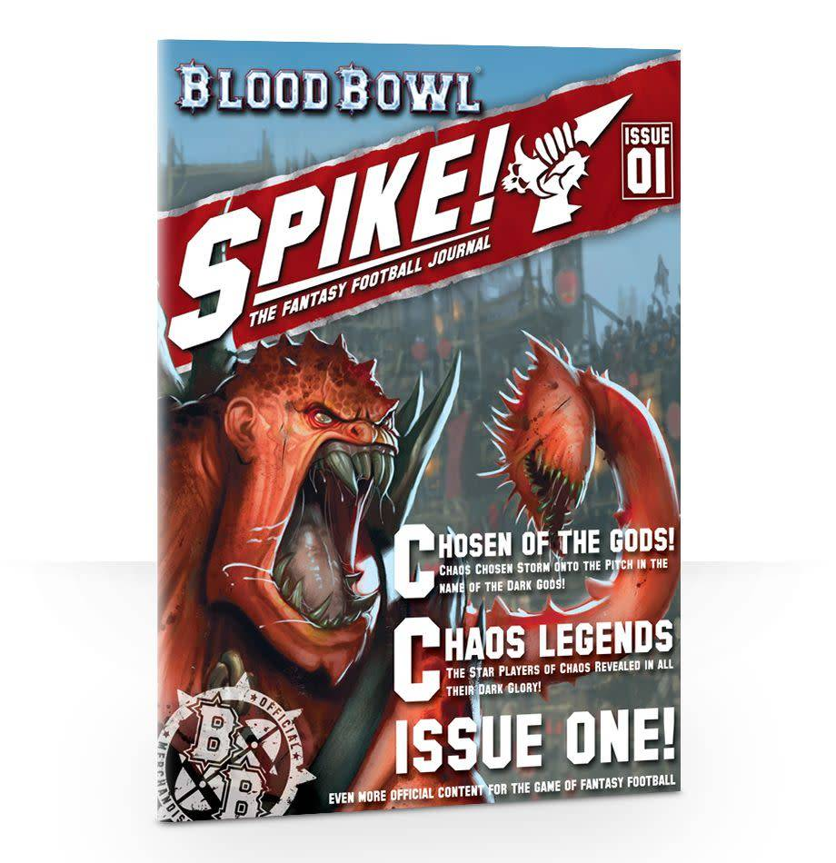 Games Workshop Spike! The Fantasy Football Journal - Issue 1