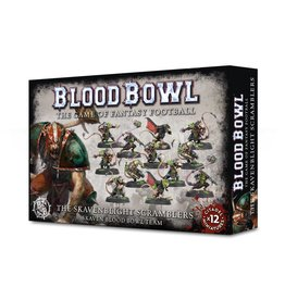 Games Workshop Blood Bowl Skavenblight Scramblers