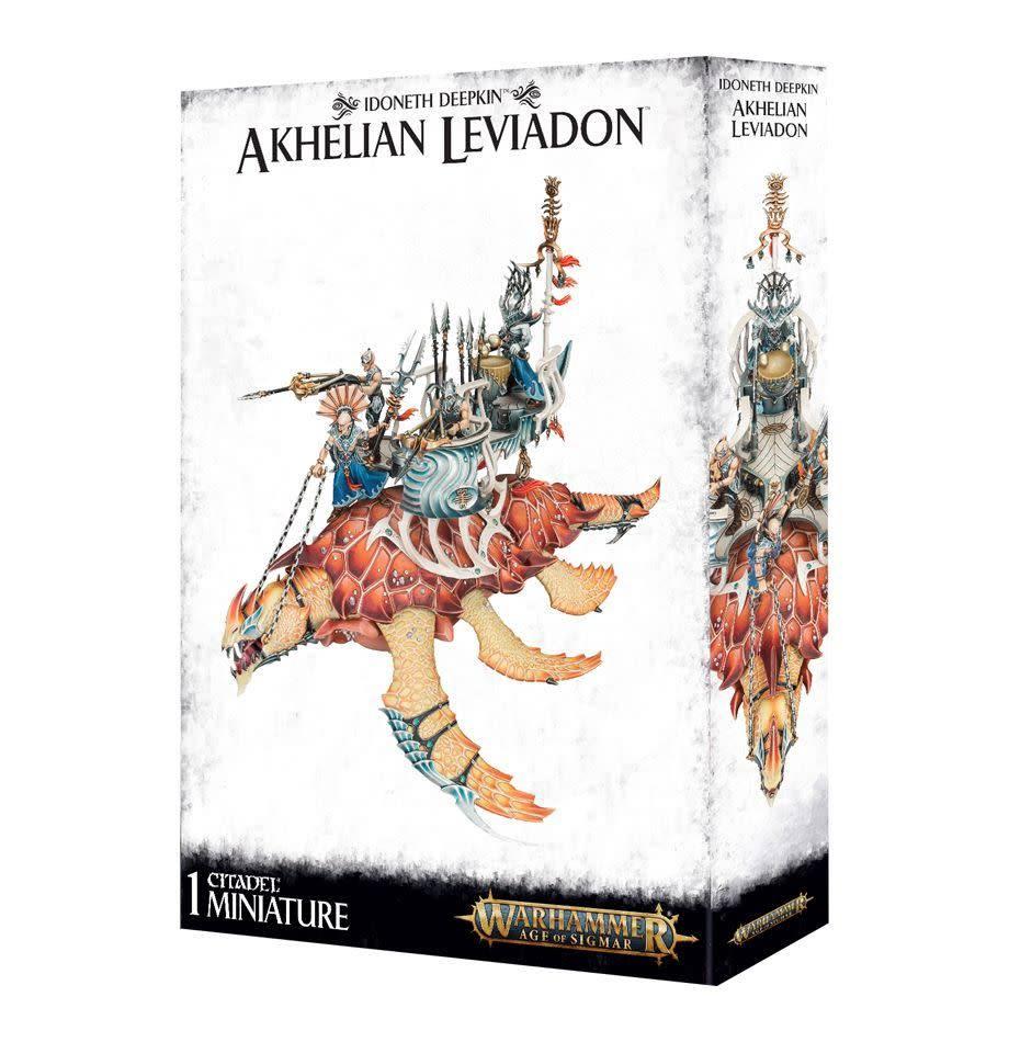 Games Workshop Akhelian Leviadon
