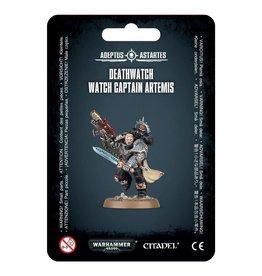Games Workshop Watch Captain Artemis