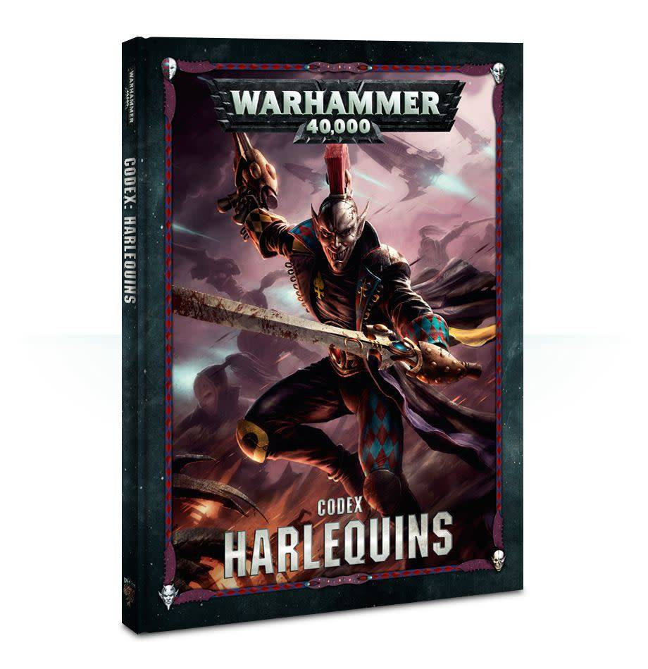 Games Workshop Codex: Harlequins