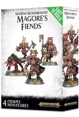Games Workshop Easy To Build: Khorne Bloodbound Magore's Fiends