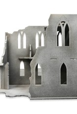 Frontline Gaming ITC Terrain Series: Gothic Ruins Manor