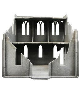 Frontline Gaming ITC Terrain Series: Gothic Ruins Mansion