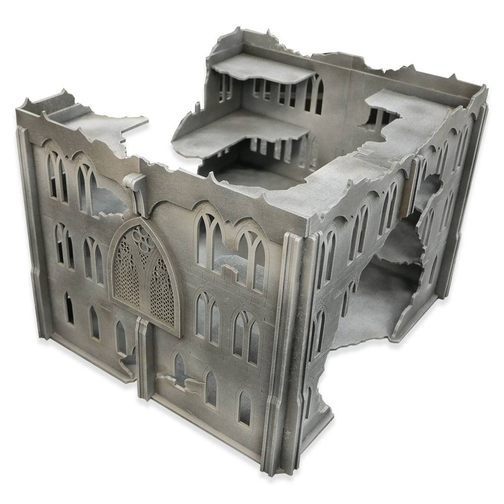 Frontline Gaming ITC Terrain Series: Gothic Ruins Cathedral
