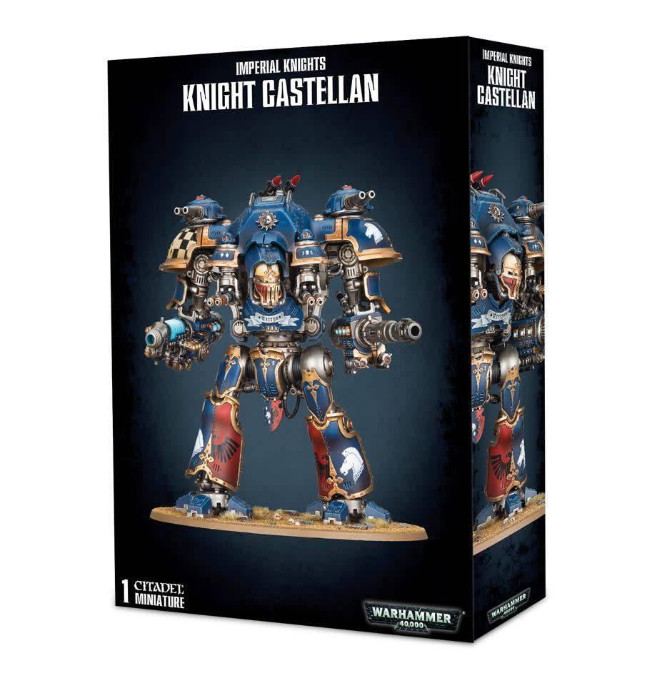 Games Workshop Knight Castellan