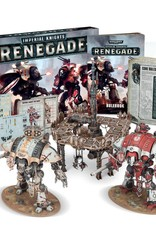 Games Workshop Imperial Knights: Renegade