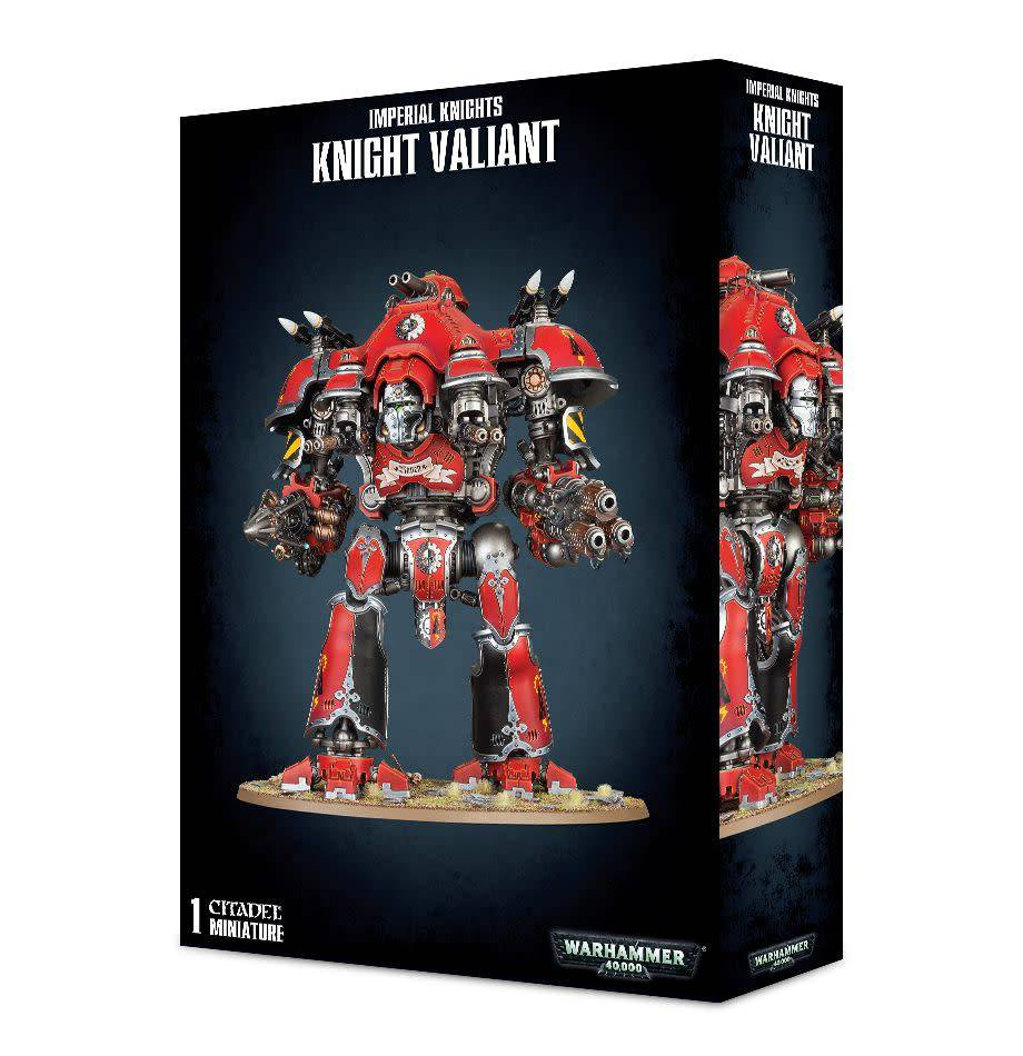 Games Workshop Knight Valiant
