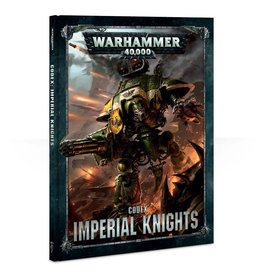 Games Workshop Codex: Imperial Knights