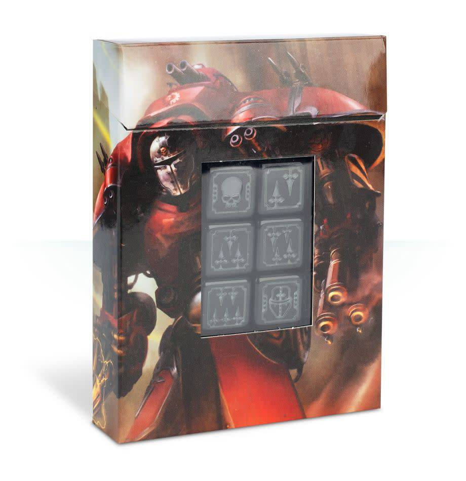 Games Workshop Imperial Knights Dice