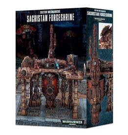 Games Workshop Sector Mechanicus Sacristan Forgeshrine