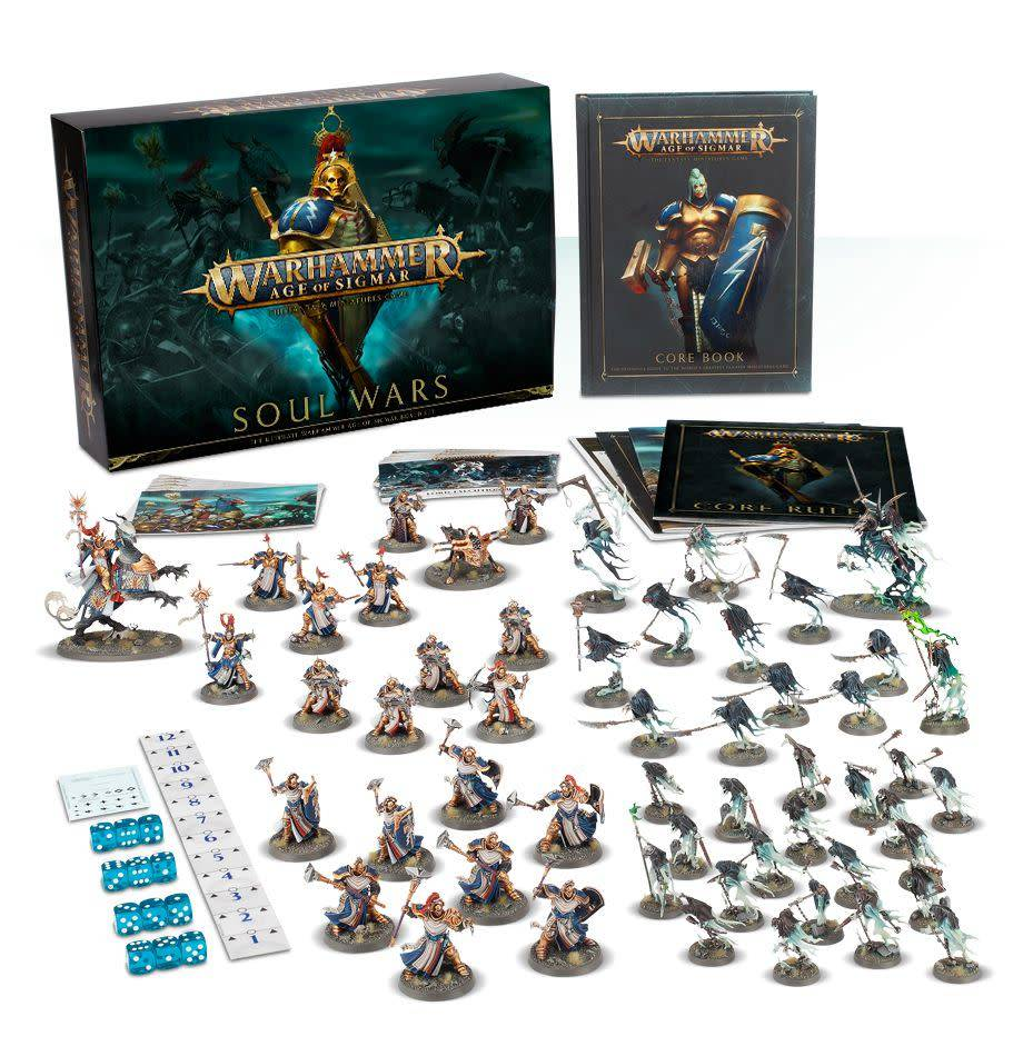 Games Workshop Warhammer Age of Sigmar: Soul Wars