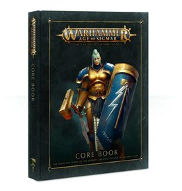 Games Workshop Warhammer Age of Sigmar Core Book