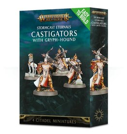 Games Workshop Easy to Build Castigators with Gryph-hound