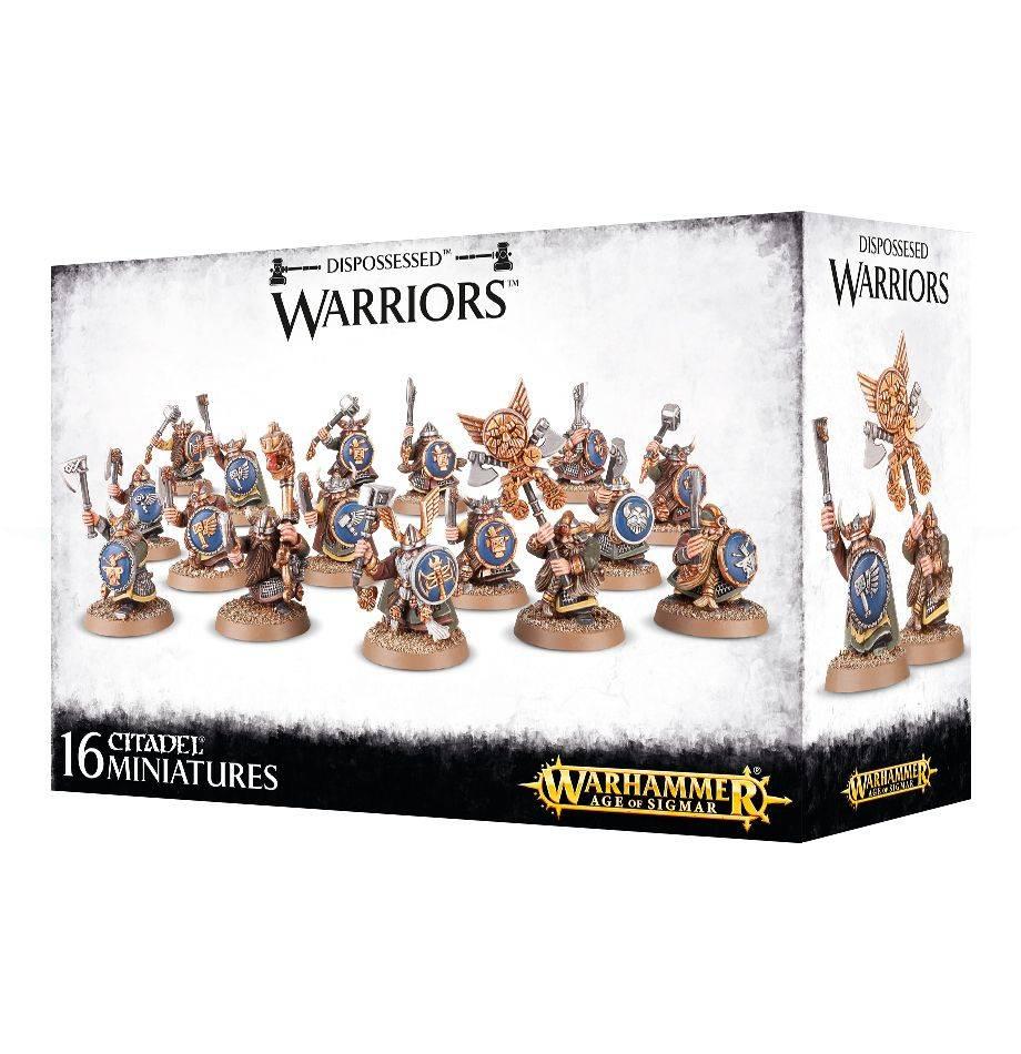 Games Workshop Dispossessed Warriors