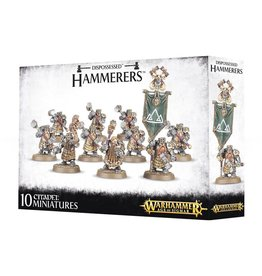 Games Workshop Hammerers