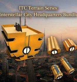 ITC Terrain Series: Interstellar City Headquarters Bundle