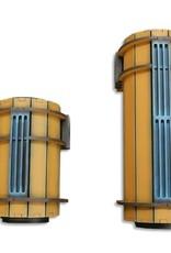 ITC Terrain Series: Interstellar City Container 1